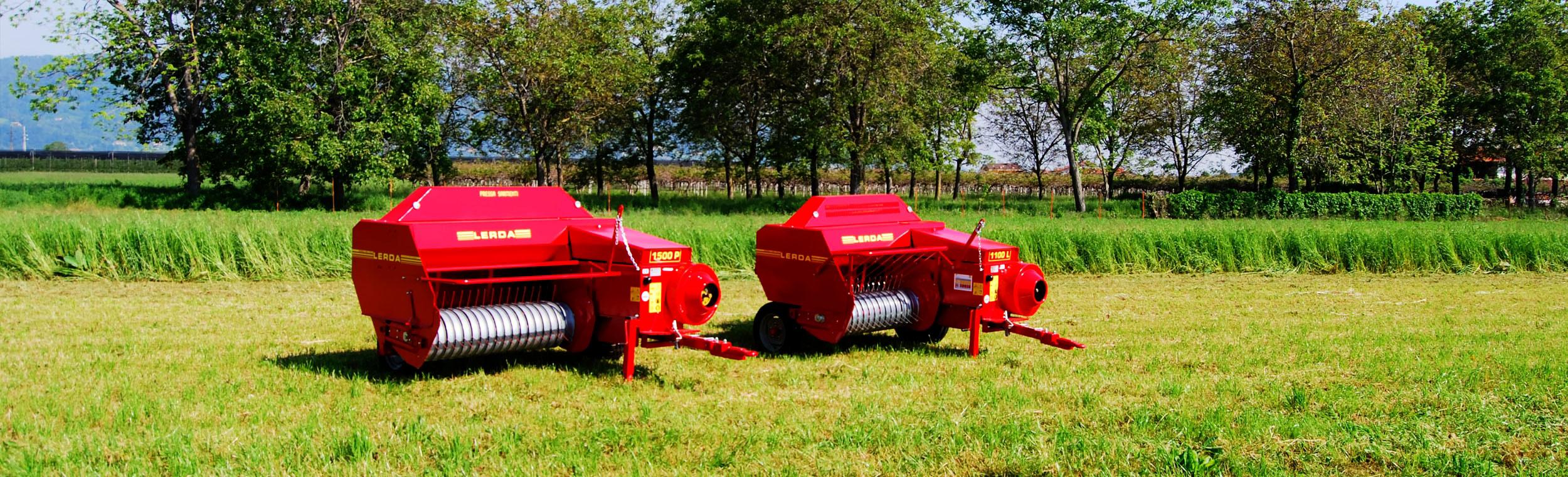 Macchine da fienagione usate e nuove in vendita - Agriaffaires